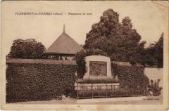 Clermont-les-Fermes - Monument au Mort - Clermont-les-Fermes