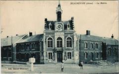 Beaurevoir - La Mairie - Beaurevoir