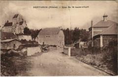 Septvaux - Rue de la Basencourt - Septvaux