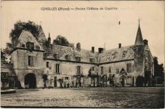 Coyolles - Ancien Chateau de Coyolles - Coyolles