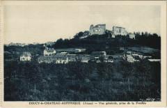 Coucy-le-Chateau-Auffrique - Vue Generale prise de la Feuillee - Coucy-le-Château-Auffrique