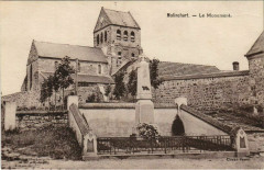 Molinchart - Le Monument - Molinchart