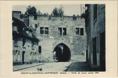 Coucy-le-Chateau-Auffrique - Porte de Laon avant 1918 - Coucy-le-Château-Auffrique