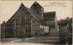 Courcelles - L'Eglise - Urcel