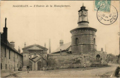 Saint-Gobain - L'Entree de la Manufacture - Saint-Gobain