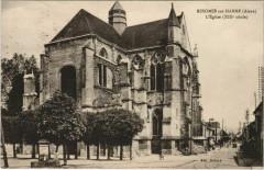 Essomes-sur-Marne - L'Eglise - Essômes-sur-Marne