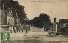 Nogent-l'Artaud - Place du Souvenir - Nogent-l'Artaud