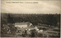 La Ferme de Longpre - Environs d'Haramont - Haramont