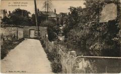 Marle - La Ruelle du Moulin - Marle