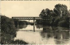 Chavonne - Le Pont sur l'Aisne - Chavonne