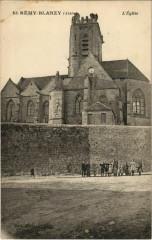 Saint-Remy-Blanzy - L'Eglise - Saint-Rémy-Blanzy
