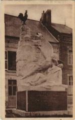 Crecy-sur-Serre - Le Monument aux Morts - Crécy-sur-Serre
