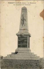 Pargny-Filain - Le Monument aux Enfants de la Commune - Pargny-Filain
