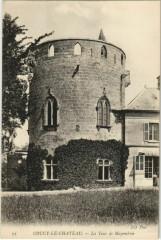 Coucy-le-Chateau - La Tour de Moyembrie - Brie