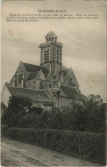 Saint-Remy-Blanzy - Eglise des Xve et XVIe Siecles - Saint-Rémy-Blanzy
