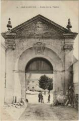 Premontre - Porte de la Ferme - Prémontré