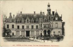 Soupir - Tres Beau Chateau Renaissance - Cour d'Honneur - Soupir