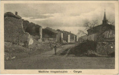 Cierges - Rue - Ruines - Cierges