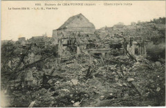Chavonne - Ruines - Chavonne