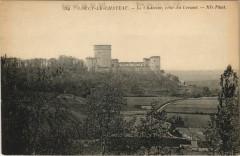 Coucy-le-Chateau-Auffrique - Le Chateau - Cote du Levant - Coucy-le-Château-Auffrique