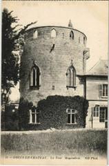 Coucy-le-Chateau - La Tour Moyembrie - Brie