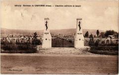 Chavonne Cimetiére Militaire Soupir - Chavonne