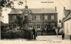 Hargicourt La Mairie - Hargicourt