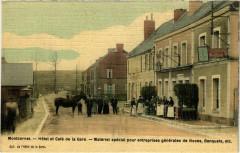 Montcornet Hotel et Café de la gare - Montcornet