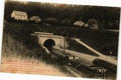 Braye en Laonnois Canal de l'Oise a l'Aisne et entree du Tunnel - Braye