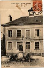 Gland Mairie et Monument - Gland