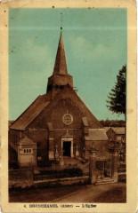 Brunehamel L' Eglise - Brunehamel