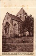 Barenton Sur Serre L' Eglise - Barenton-sur-Serre