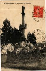 Montcornet Monument des Mobiles - Montcornet