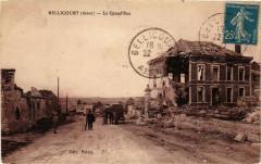 Bellicourt La Grand'Rue - Bellicourt