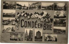 Conde en Brie - Brie