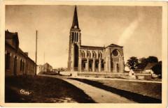 Chalandry (Aisne ) L' Eglise - Chalandry