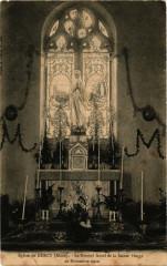 Eglise de Gercy Le Nouvel Antel de la Sainte Vierge ... - Gercy