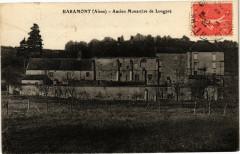 Haramont Ancien Monastere de Longpre - Haramont