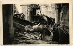 Faverolles Bataille de l'Ourcq (Julliet 1918) Interieur ... - Faverolles