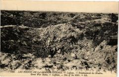 Les Ruines de La Grande Guerre Laffaux Emplacement des Moulins - Laffaux