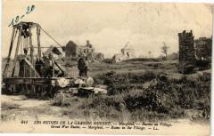 Les Ruines de La Grande Guerre Margival Ruines au Village ... - Margival