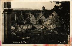 Nouvion-le-Vineux Ruines - Nouvion-le-Vineux