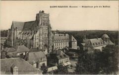 Saint-Riquier Panorama pris du Beffroi - Saint-Riquier