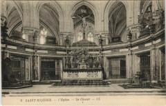 Saint-Riquier Eglise Le Choeur - Saint-Riquier