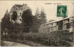 Lucheux Les Ruines - Lucheux