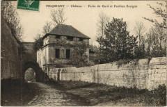Picquigny le Chateau Porte du Gard - Picquigny