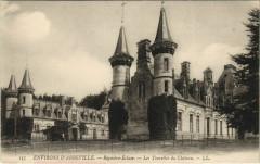 Chateau de Regniere-Ecluse Les Tourelles - Regnière-Écluse