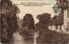 Picquigny Ile de la Treve - Picquigny