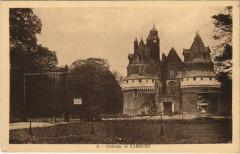 Chateau de Rambures - Rambures
