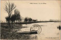 Long un coin d'étang - Long